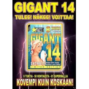 Max´s Gigant 14 Special Edition DVD