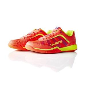 Salming Adder Women Diva Pink/Safety Yellow 41 1/3