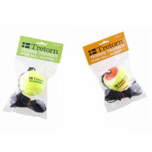 Tretorn Tennis Trainer Extra ball Orange Steg 2