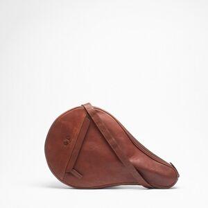 HILDEBRAND Padel Case Brown Leather
