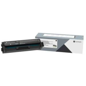 Lexmark C3220K0 Värikasetti musta 1.500 sivua C3220K0 Replace: N/A