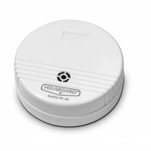 Housegard Housegard paristokäyttöinen (9V) kosteusvaroitin WA201S Replace: N/A
