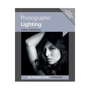 Harrington, Robert Photographic Lighting Nidottu
