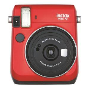 Kamera Instax Mini 70 Punainen
