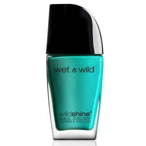 Wet n' Wild Wild Shine Nail Color - Be More Pacific Kynsilakka
