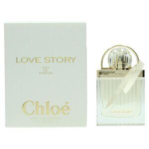 Chloe Love Story Edp Spray, 50ml