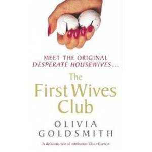 Goldsmith, Olivia First Wives Club Pokkari