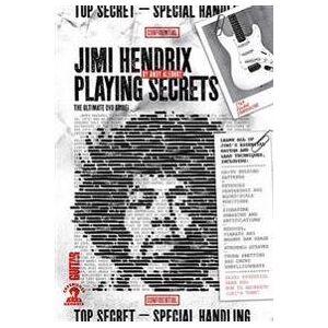 Guitar World -- Jimi Hendrix Playing Secrets: The Ultimate DVD Guide!, DVD