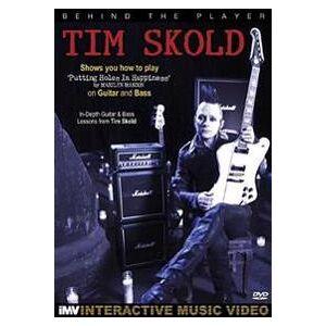 Behind the Player -- Tim Skold: DVD