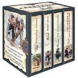 Die groen Klassiker der Abenteuerliteratur - Robinson Crusoe - Moby Dick - Die Schatzinsel - Tom Sawyer & Huckleberry Finn