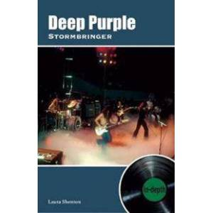 Shenton, Laura Deep Purple Stormbringer Nidottu