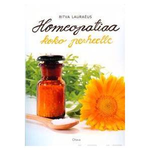 Lauraus, Ritva Homeopatiaa koko perheelle Nidottu