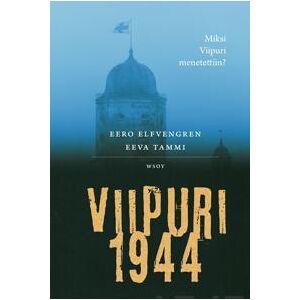 Elfvengren, Eero Viipuri 1944 Sidottu