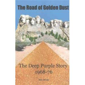 Bloom Jerry The Road of Golden Dust Nidottu