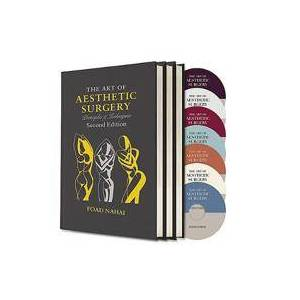 ART The Art of Aesthetic Surgery: Three Volume Set, Second Edition