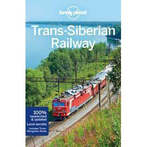 Lonely Planet Trans-Siberian Railway Nidottu