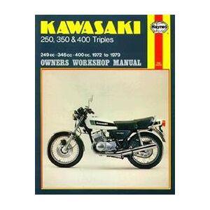 Kawasaki 250, 350 & 400 Triples (72 - 79)