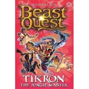 Garmin Beast Quest: Tikron the Jungle Master
