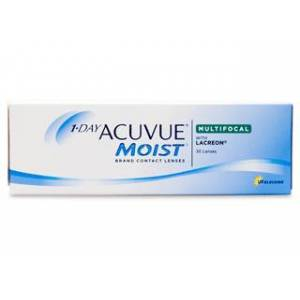 Acuvue 1-Day  Moist Multifocal 30 Pack Piilolinssit