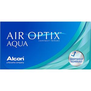 Air Optix Aqua 6 Pack Piilolinssit