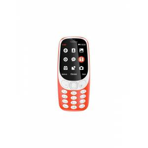Nokia 3310 (2017) 3G - Warm Red (Dual SIM) (Nordic)