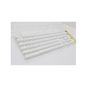 Ducky PBT Nordic Keycap set - White
