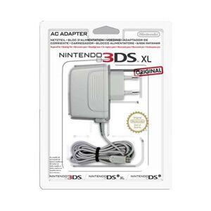 Nintendo 3DS DSi XL Power Adapter - Peliohjaimen lis�osat - Nintendo 3DS