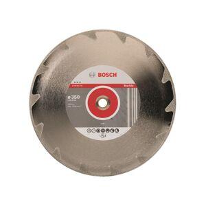 Bosch Timanttikatkaisulaikka Best for Marble 350 x 25,40 x 2,6 x 5 mm