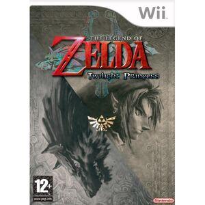 Nintendo Legend of Zelda: Twilight Princess - Nintendo Wii - RPG