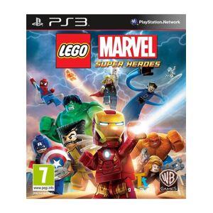 Warner Bros. LEGO Marvel Super Heroes - Sony PlayStation 3 - Toiminta/Seikkailu