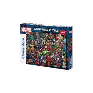 Clementoni Marvel Impossible Puzzle! Lattia