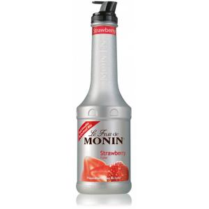 Monin Le Fruit hedelmäpyree Mansikka 1 l