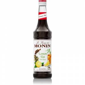 Monin Lemon Tea makusiirappi 700 ml