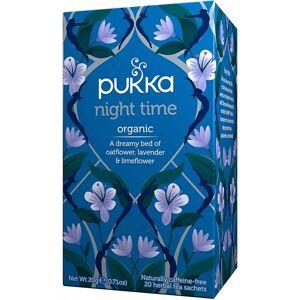 Pukka Organic Night Time 20 teepussia