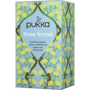 Pukka Organic Three Fennel 20 teepussia