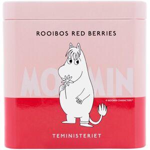 Teministeriet Moomin Rooibos Red Berries irtotee 100 g