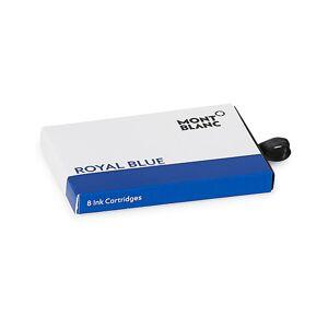 Montblanc Ink Cartridges Royal Blue