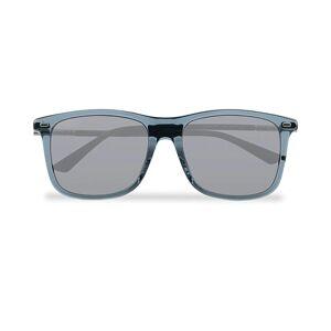 Gucci GG0518S Sunglasses Ruthenium/Grey