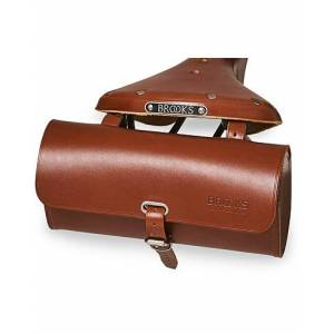 Brooks England Challange Saddle Bag Honey