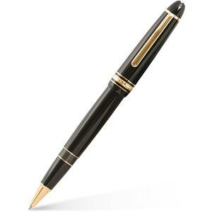 Montblanc 162 Meisterstück Rollerball LeGrand Pen Black/Yellow Gold