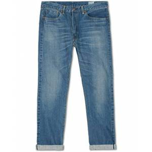 orSlow Slim Fit 107 Selvedge Jeans Two Year Wash