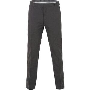 Calvin Klein Wool Stretch Trousers Asphalt
