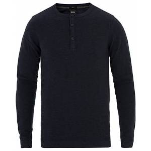 BOSS Casual Trix Granpa Sweater Navy