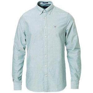 Gant Slim Fit Oxford Shirt Kelly Green