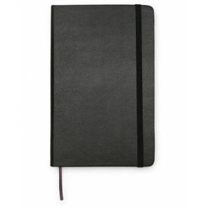 Moleskine Plain Hard Notebook Large Black