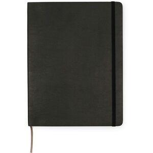 Moleskine Plain Soft Notebook Pocket XL Black