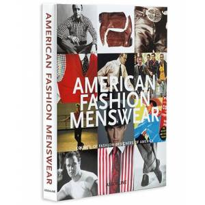 New Mags American Fashion Menswear Book