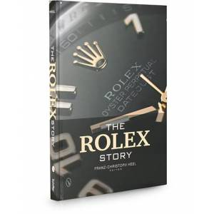 New Mags The Rolex Story