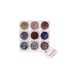 Bellápierre Cosmetics Shimmer 9Stack Pandera -puuteripigmentit