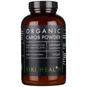 KIKI Health Organic Carob Powder -jauhe 185g